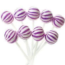 Lollipop - Purple 1kg