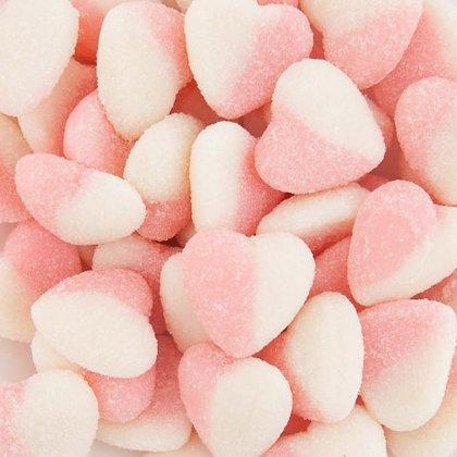 Sour Hearts - Pink 1kg