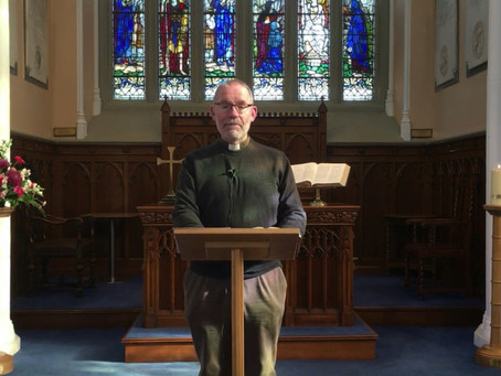 Service of Wholeness and Healing