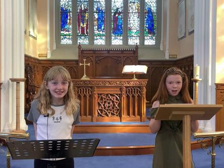 In-church worship