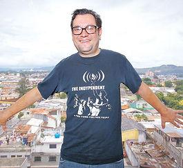 Regisseur_Mario Rosales Foto Juan Sisay.