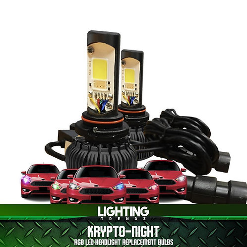 Krypto-Night RGB LED Headlight Replacements
