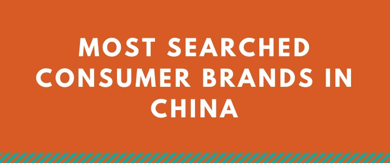 Who REALLY are the most searched brands in China?