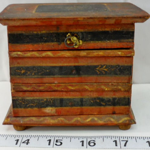 Wood Toy Dresser