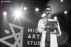 Андрей Черновол ведущий Miss Art
