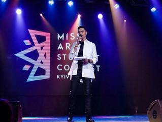 Miss Art: Student Contest в клубе Sentrum. Ведущий - Андрей Черновол. Краткий фотоотчет.
