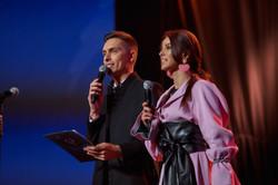 Андрей Черновол и Галина Завийская
