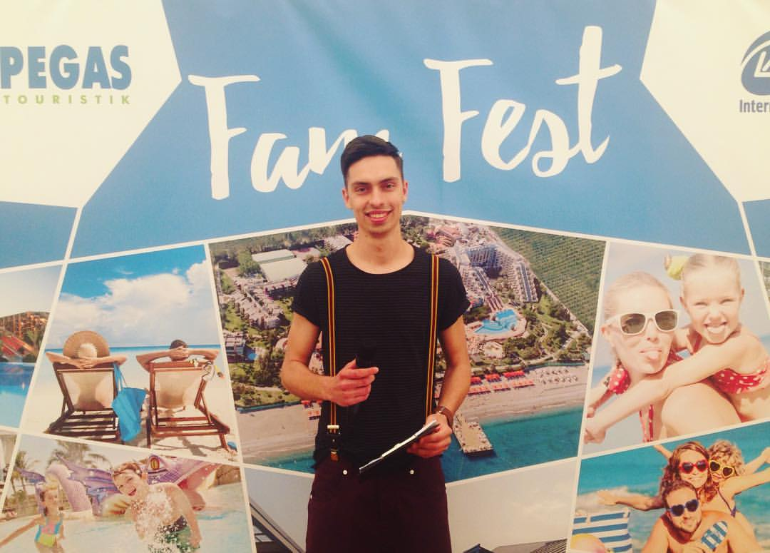 Pegas Touristik fest