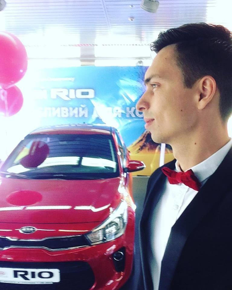 Андрей Черновол KIA