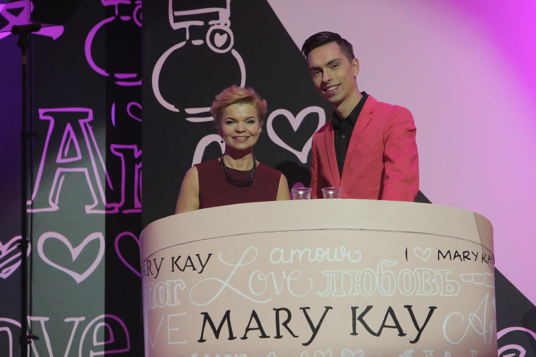 Всеукраинский семинар Mary Kay