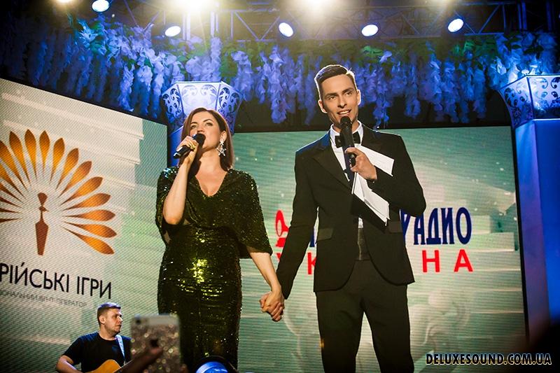 Андрей Черновол и Оля Цибульская