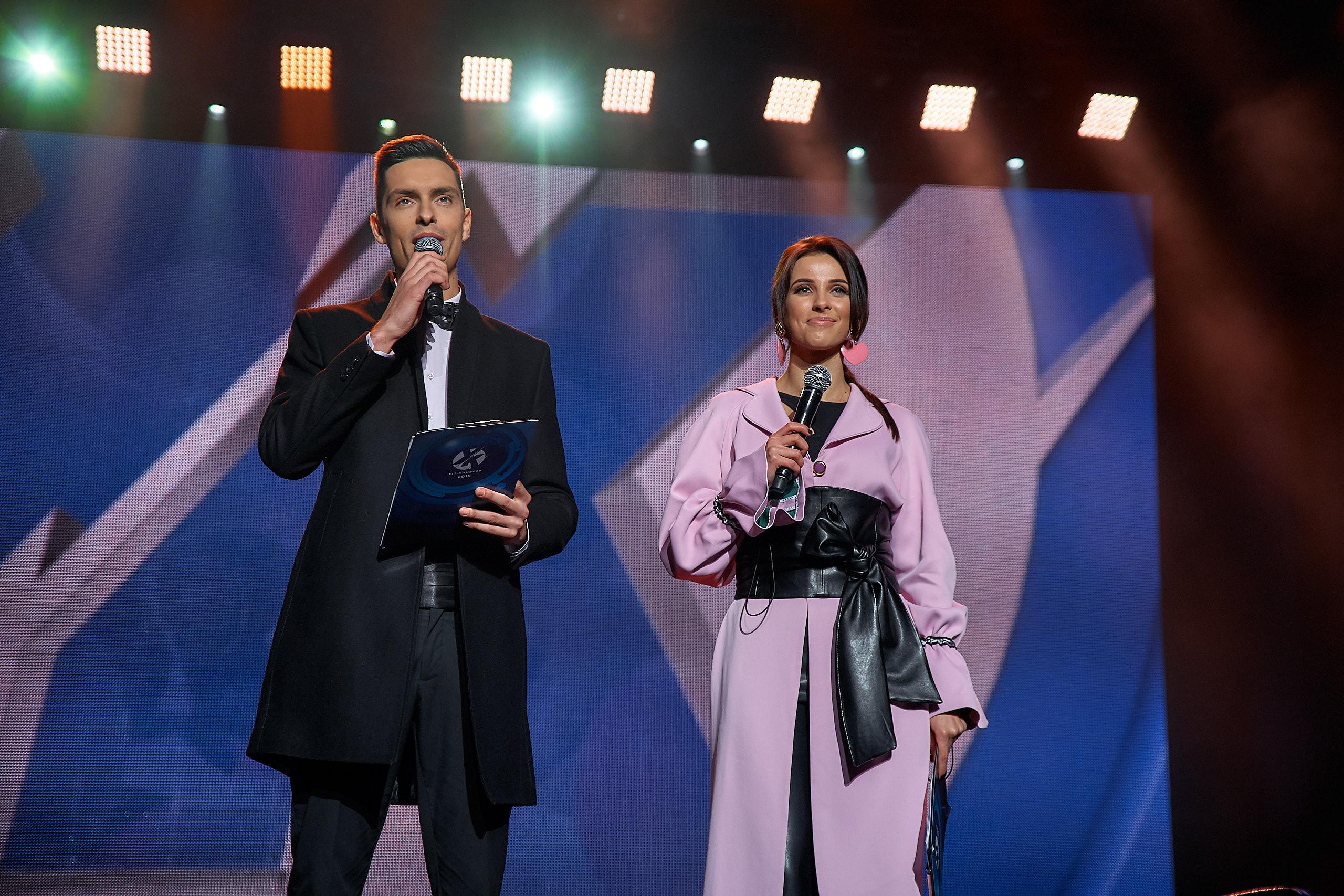 Андрій Чорновол і Галина Завійська