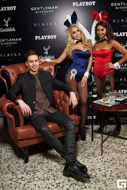 Андрей Черновол на Playboy Party