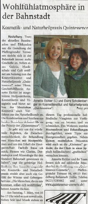 Wochenkurier Heidelberg
