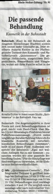 Rhein-Neckar-Zeitung Heidelberg