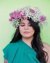 Flower Crown Friday 🌺🌵🌺 📸 @bellacrea