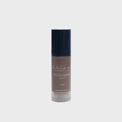 밍밍브리에 색소(다크브라운) / MMB color 15ml - Dark brown