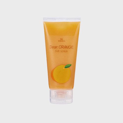 모크샤 디어.오렌지 스크럽 / Dear.Orange scrub 150ml