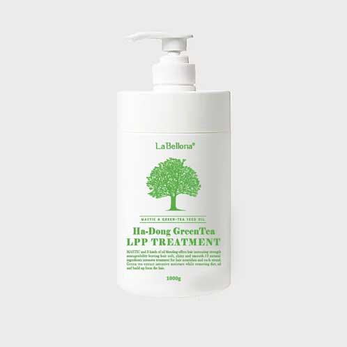 라벨로나 하동녹차 LPP 트리트먼트 / Ha-Dong greentea LPP hair treatment 1000ml