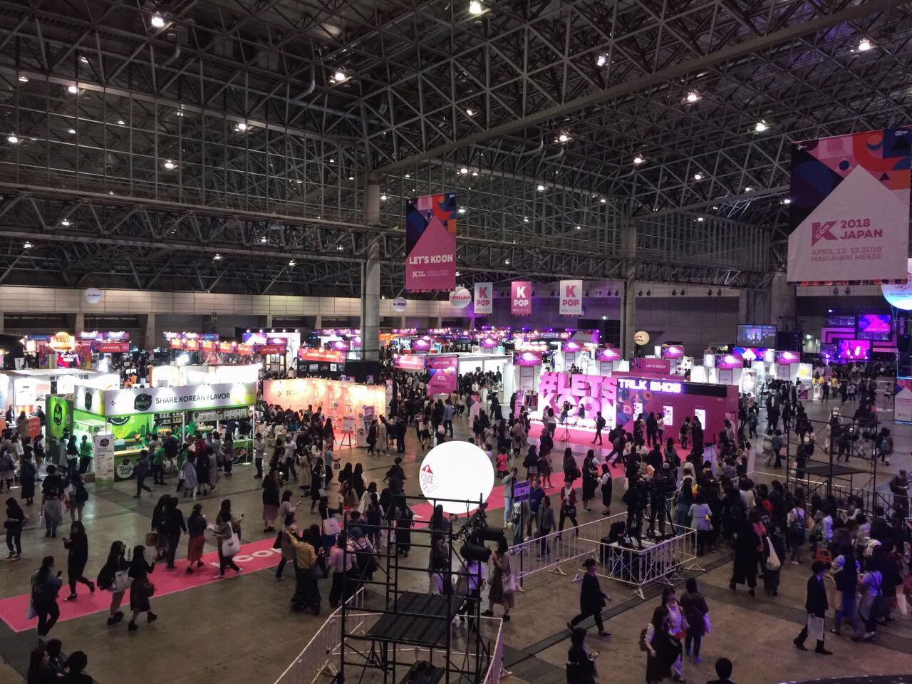 2018 케이콘 일본 / 2018 Kcon japan