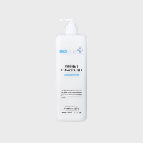 닥터브리에 인텐시브 폼 클렌저 / Dr.BRIEA Intensive foam cleanser 1000ml