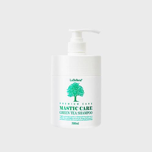 라벨로나 메스틱 케어 그린티 샴푸 / Mastic care green tea shampoo 500ml