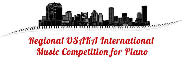 Regional OSAKA International Music Competition for Piano