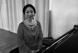 You Ju Lee at piano