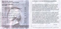 Dr. Lee CD liner notes