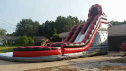 Tide Slide W/ Pool