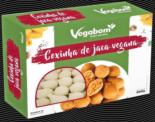 Coxinha de Jaca Vegana Vegabom