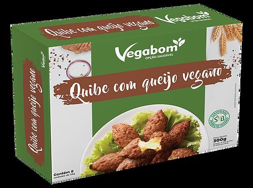 Quibe com Queijo Vegano 300g Vegabom