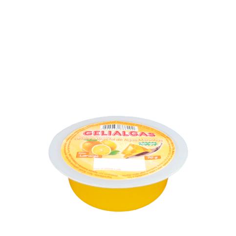 Gelatina de Agar-Agar sabor Laranja 70g