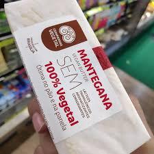 Mantegana -  Manteiga Vegetal
