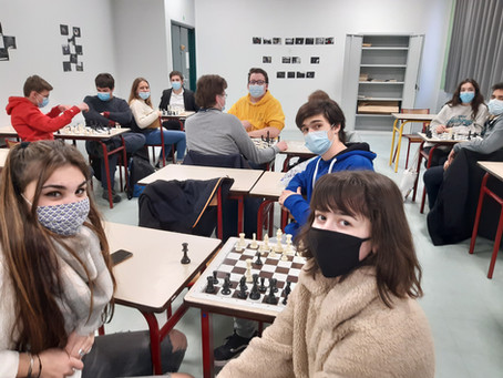 Club échecs