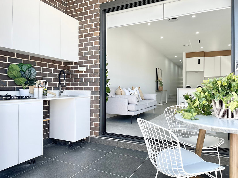 Request a free property styling quote on a home staging package deal.