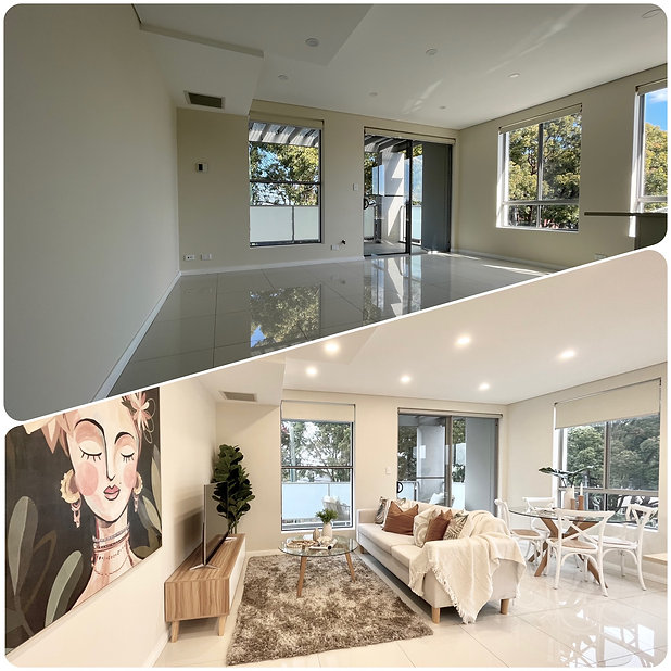 Before and after property styling Sydney..JPG