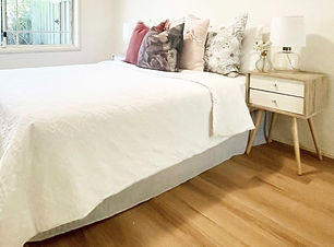 Bedroom styling Sydney Home styling to increase your homes value..jpg