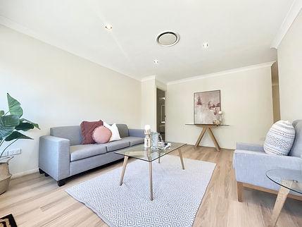 Lounge Styling Sydney - Property Styling