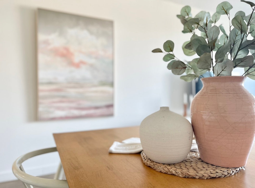 Home staging for real estate agents. Get your home professionally styled by Revolution Sty