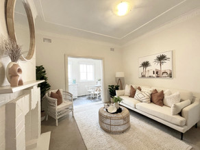 Home Staging @ Queens Park NSW 2022. Take a peek at the impact home staging has on an apartment .