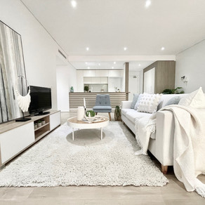 Property Styling Project \\ Apartment Styling \\ Chiswick NSW 2046