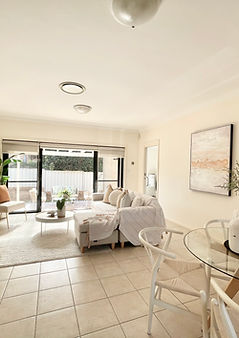 Caringbah home styling Sydney. Styling your home to sell. Property staging packages availa