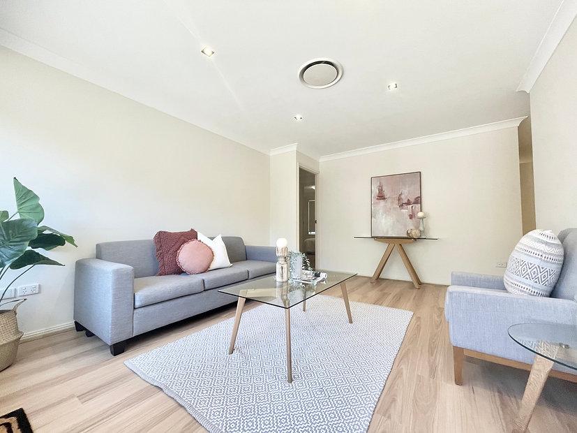 Simple property styling Sydney
