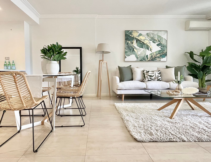 Affordable property styling and home staging Sydney. Get your home professionally styled b