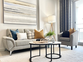 Home Staging @ Hornsby NSW 2077. Partial Property Styling Utilising Existing Clients Furniture.