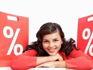 Онлайн-магазины стали чаще проводить продуктовые акции