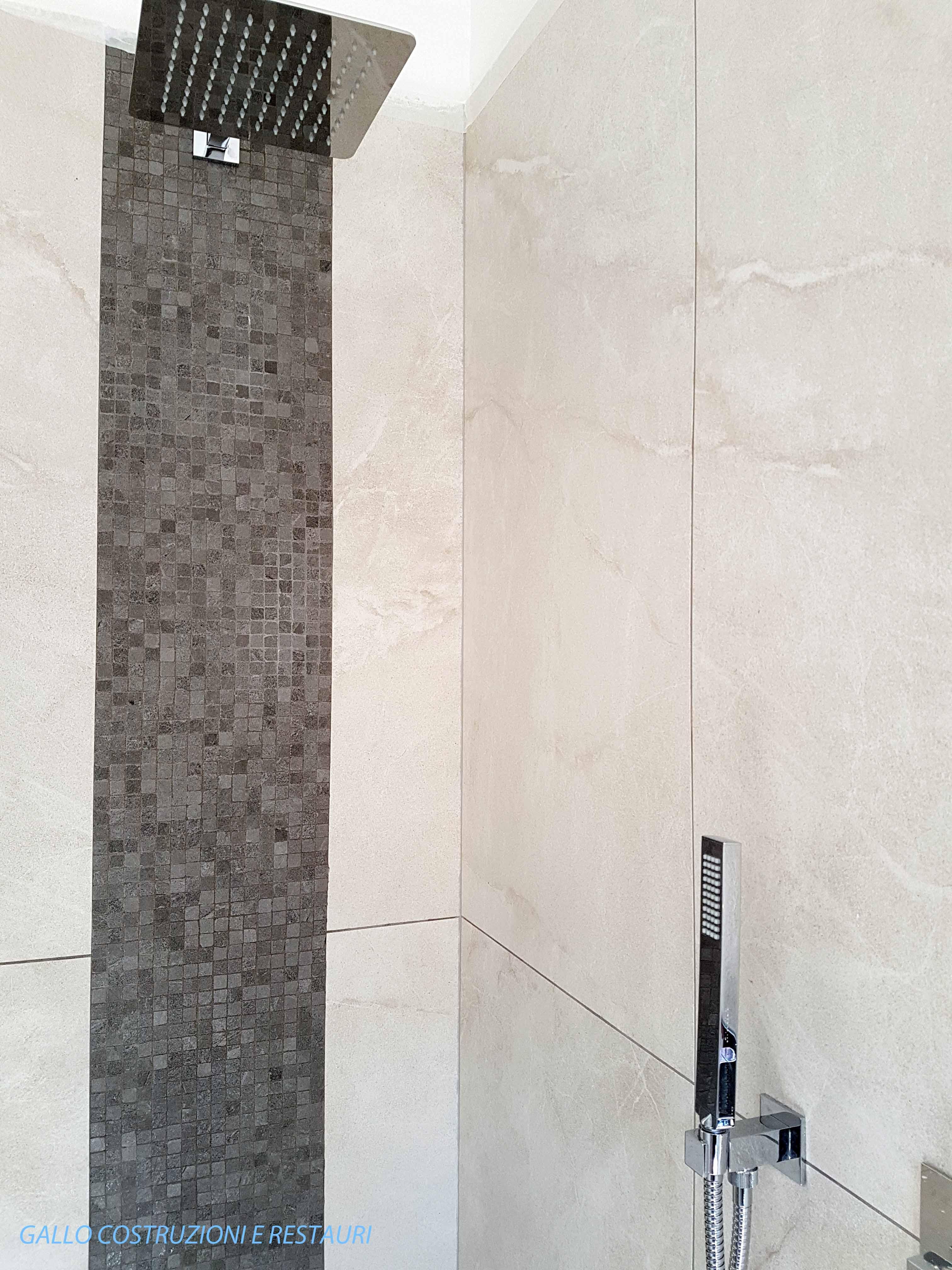 Particolari doccia
