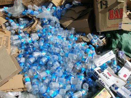 Dile adiós al plástico sucio: ¡vale millones de dólares!