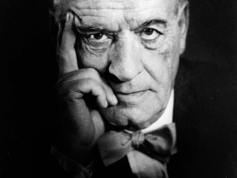 José Ortega y Gasset, ensayista y filósofo español